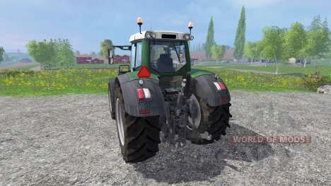 Fendt 936 Vario [washable] v4.0 para Farming Simulator 2015