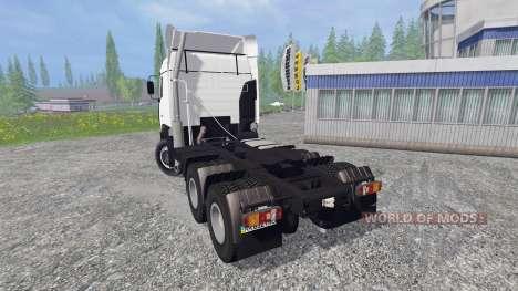 MAZ-6430 para Farming Simulator 2015