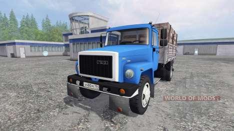GAZ-35071 v1.0 para Farming Simulator 2015