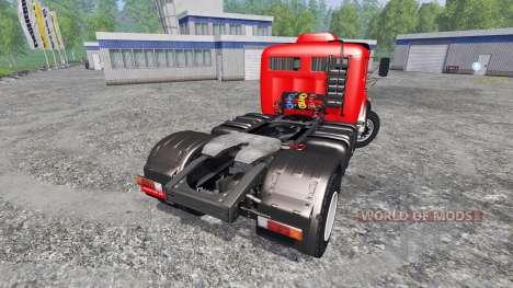 Mercedes-Benz 1519 v2.0 para Farming Simulator 2015
