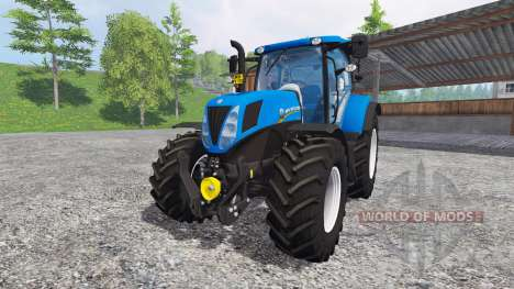 New Holland T7.170 [pack] para Farming Simulator 2015