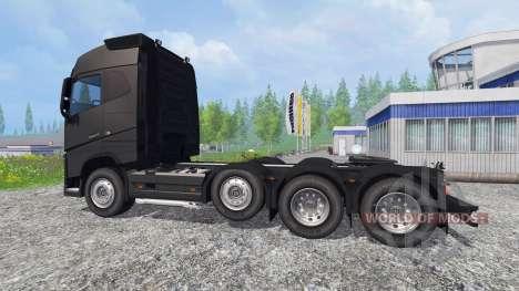Volvo FH16 750 [frame] v1.2 para Farming Simulator 2015