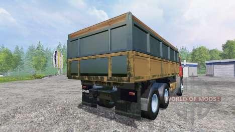 KamAZ-55102 v1.0 para Farming Simulator 2015
