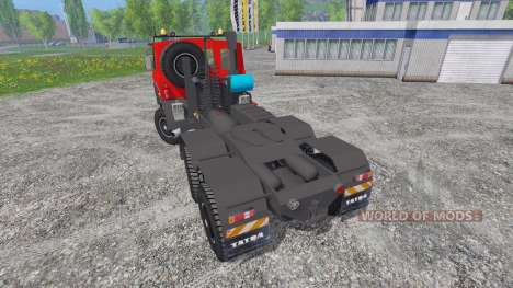 Tatra 815 6x6 para Farming Simulator 2015