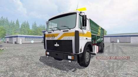 MAZ-5516 [silo camión] para Farming Simulator 2015