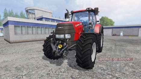 Case IH Puma CVX 240 v1.0 para Farming Simulator 2015