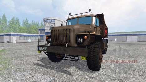 Ural-4320 v2.0 para Farming Simulator 2015
