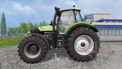 Deutz-Fahr Agrotron 6210 TTV para Farming Simulator 2015