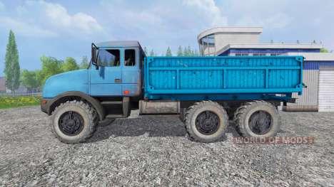 44202-59 Ural [camión] para Farming Simulator 2015