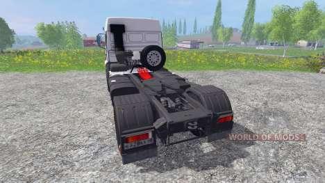 KamAZ-5460 [multicolor] para Farming Simulator 2015