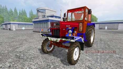 UTB Universal 650M para Farming Simulator 2015