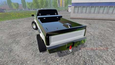 Ford F-250 XLT 1985 para Farming Simulator 2015
