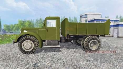 MAZ-205 para Farming Simulator 2015