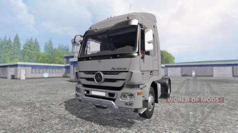 Mercedes-Benz Actros MP3 v0.8b para Farming Simulator 2015