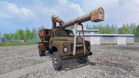 GAZ-53 AU-2UM para Farming Simulator 2015
