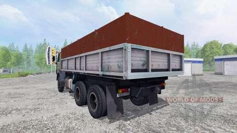 KamAZ 55102 [agricultor] para Farming Simulator 2015