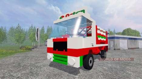 Lego Truck para Farming Simulator 2015