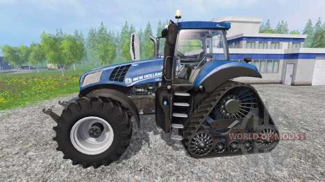 New Holland T8.435 [SmartTrax] para Farming Simulator 2015