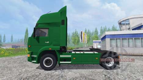 KamAZ-5460 para Farming Simulator 2015