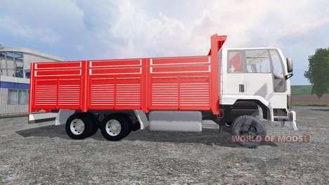 Ford Cargo 2520 v2.0 para Farming Simulator 2015