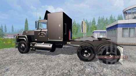 Mack RS786 v1.1 para Farming Simulator 2015