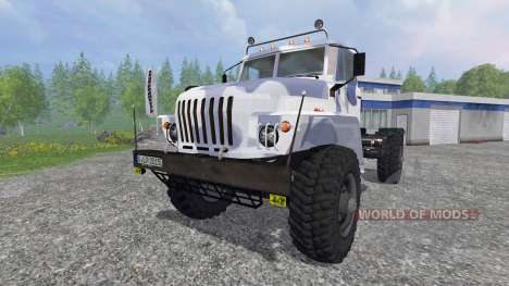 Ural-43206 v1.1 para Farming Simulator 2015