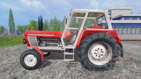Zetor 8011 v1.0 para Farming Simulator 2015