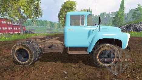 ZIL-130В1 para Farming Simulator 2015