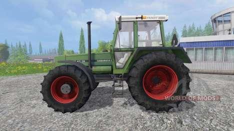 Fendt Favorit 611 FL [washable] para Farming Simulator 2015
