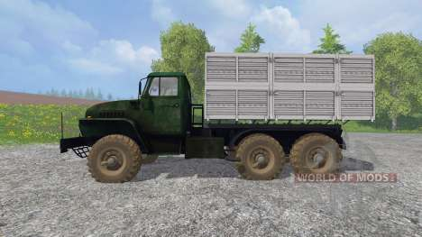 Ural-4320 [GKB-817] v1.2 para Farming Simulator 2015