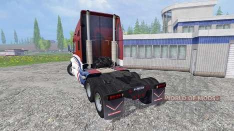 Kenworth T2000 v1.0 para Farming Simulator 2015