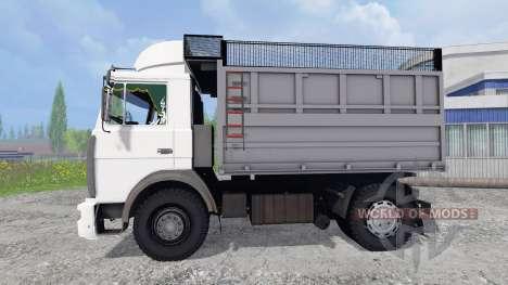 MAZ-5551А5 para Farming Simulator 2015