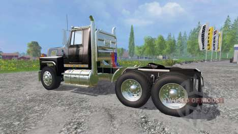 Ford L9000 [black] para Farming Simulator 2015