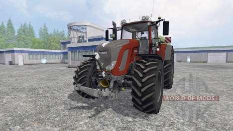 Fendt 936 Vario [red edition] para Farming Simulator 2015