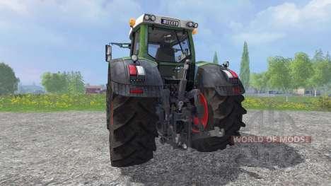 Fendt 927 Vario [washable] para Farming Simulator 2015