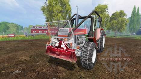 Zetor Crystal 12045 [forest edition] para Farming Simulator 2015