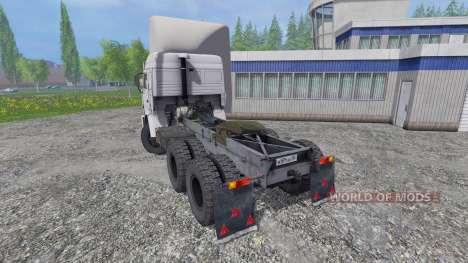 KamAZ 54115 v1.0 para Farming Simulator 2015