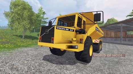 Volvo BM A25 para Farming Simulator 2015