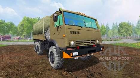 KamAZ-43114 v1.3 para Farming Simulator 2015