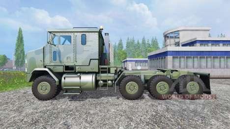 Oshkosh M1070 HET para Farming Simulator 2015