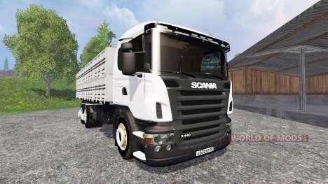 Scania R440 v1.1 para Farming Simulator 2015