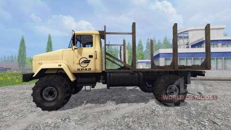 Kraz-5131 para Farming Simulator 2015