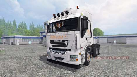 Iveco Stralis 600 para Farming Simulator 2015