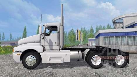 Kenworth T600B para Farming Simulator 2015