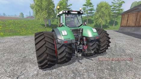 Fendt 1050 Vario [grip] v4.4 para Farming Simulator 2015