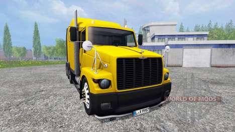 GAZ Titan v1.7 para Farming Simulator 2015