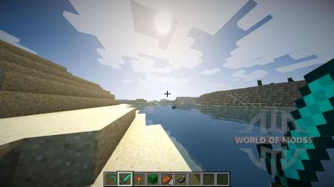 KUDA-Shaders v5.0.6 Medium para Minecraft