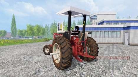 Farmall 1206 Turbo 1965 para Farming Simulator 2015