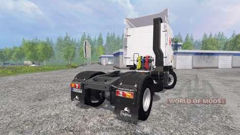 Pegaso Troner v2.0 para Farming Simulator 2015