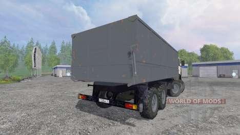 MAZ 65151 para Farming Simulator 2015